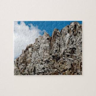 Puzzle Formation de montagne