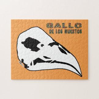 Puzzle Gallo De Los Muertos