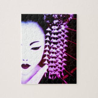 Puzzle Geisha