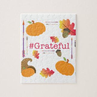 Puzzle #Grateful