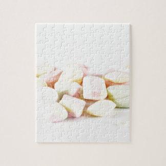 Puzzle Guimauves de sucreries