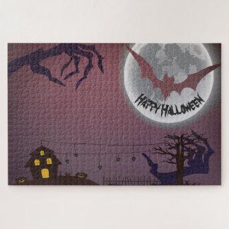 Puzzle Halloween heureux