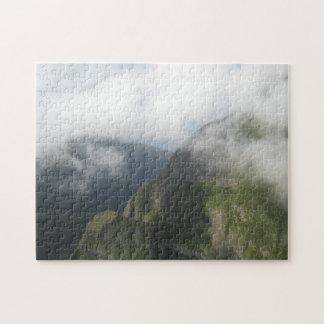Puzzle hawaïen de vue aérienne
