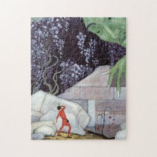Puzzle Henry et le géant par la Virginie Frances Sterrett