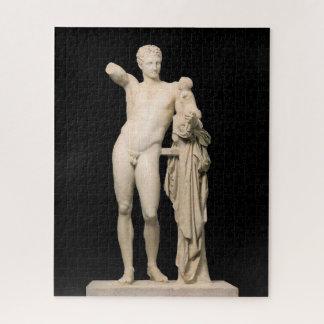 Puzzle Hermes et le Dionysus infantile