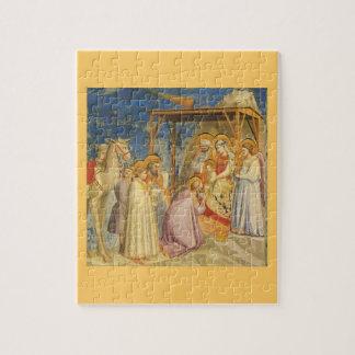 Puzzle Inspiré-Bible bénissant bon Jésus de peinture