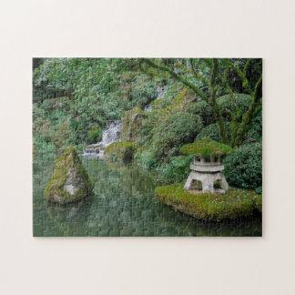 Puzzle Jardins japonais paisibles