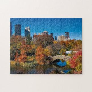 Puzzle Jeune mariée de Central Park