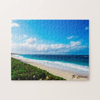 Puzzle Jour ensoleillé à la plage