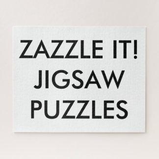 """Puzzle La coutume a personnalisé 20"""""""" blanc de la"""