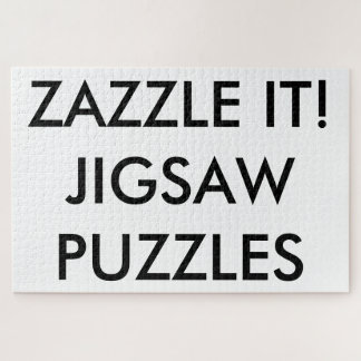 """Puzzle La coutume a personnalisé le géant 30"""""""" la"""