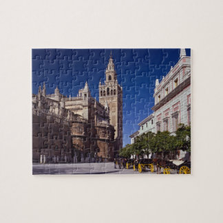 Puzzle La Giralda de Séville, Espagne |