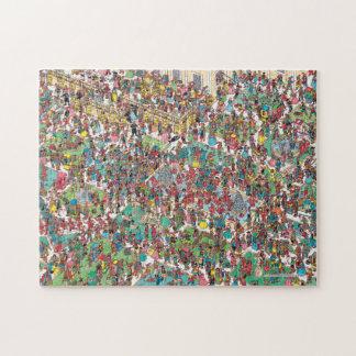 Puzzle Là où est Waldo | Muskeeters fanfaron
