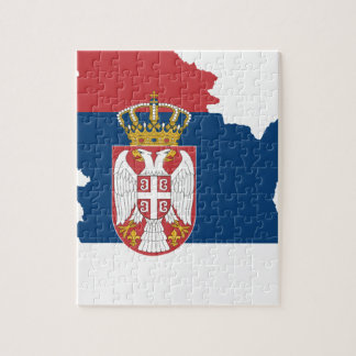 Puzzle la Serbie