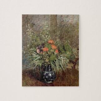 Puzzle La vie d'Alfred Sisley | toujours des fleurs