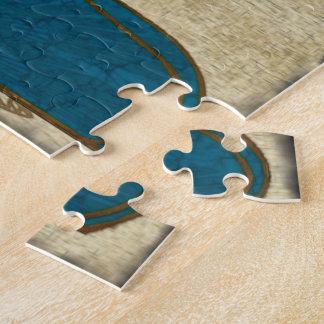 Puzzle L'art populaire d'Egyptien de musicien