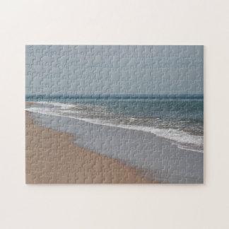 Puzzle Le bleu d'océan