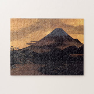 Puzzle Le mont Fuji