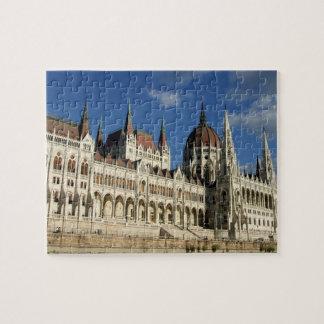 Puzzle Le Parlement hongrois
