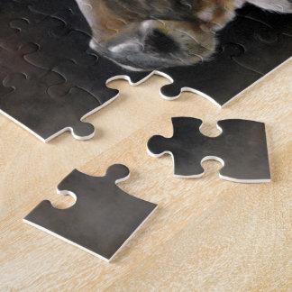 Puzzle Le Texas Longhorn