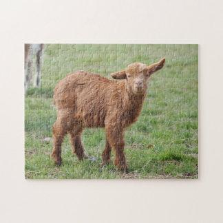 Puzzle Little Goat ~ chevreaux de Jean-Louis Glineur