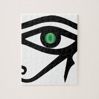 Puzzle L'oeil du Ra
