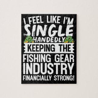 Puzzle Maintenant l'industrie de la pêche financièrement