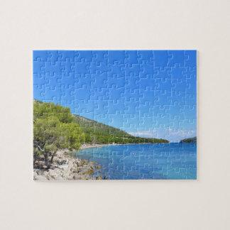 Puzzle Majorque Seascape Playa de Formentor Souvenir
