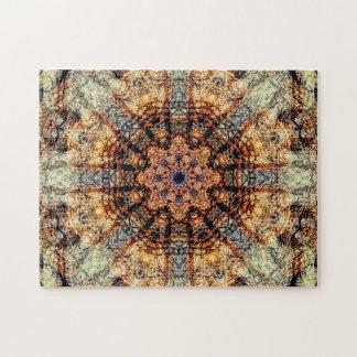 Puzzle Mandala de l'art abstrait | du cru |