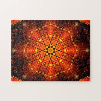 Puzzle Mandala de relaxation