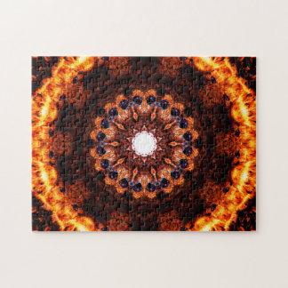 Puzzle Mandala de relaxation de l'univers | de fractale