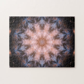 Puzzle Mandala de relaxation du portail | de l'espace