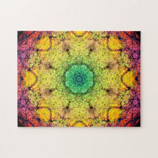 Puzzle Mandala de relaxation du rêve | de fractale