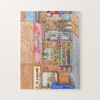 Puzzle Matin de Brooklyn