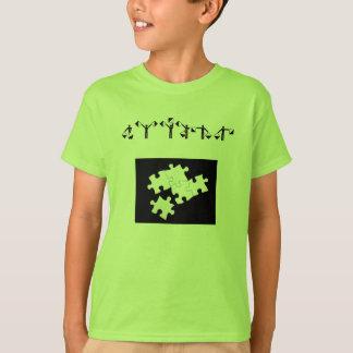 puzzle-morceaux, AUTISME T-shirt