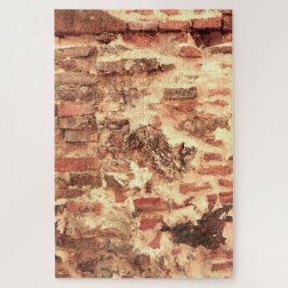 Puzzle Mur de briques médiéval