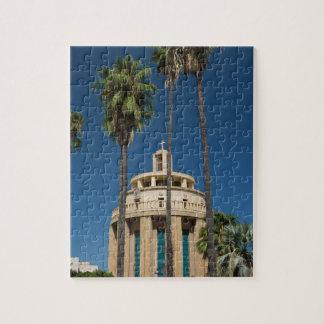 Puzzle Panthéon, Syracuse, Sicile, Italie