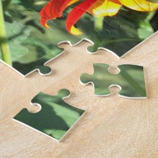 Puzzle Papillon de monarque sur le tournesol mexicain