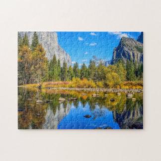 Puzzle Parc national de Yosemite