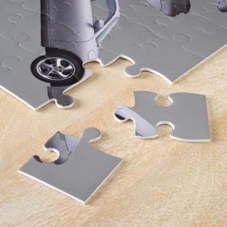Puzzle Partie de Porche