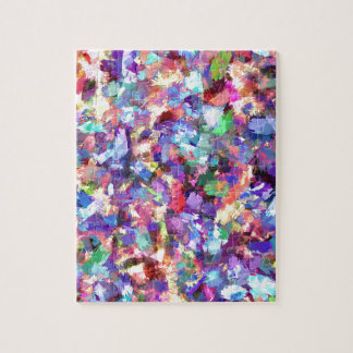 Puzzle Peinture avec la couleur