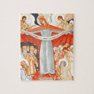 Puzzle Peinture religieuse
