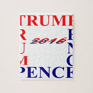 Puzzle Penny de Donald Trump - de Mike