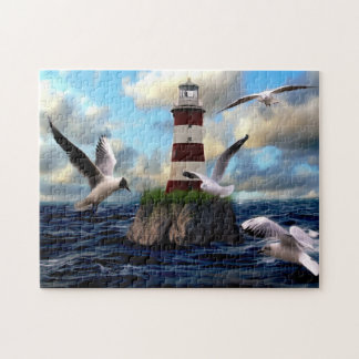 Puzzle Phare