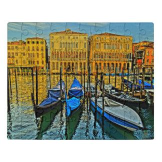 Puzzle Photographie de HDR de Venise