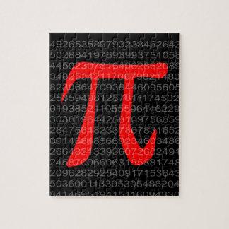 Puzzle Pi constant