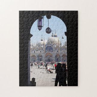 Puzzle Piazza San Marco 1