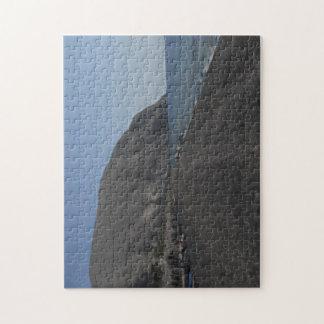 Puzzle Plage de Santorini