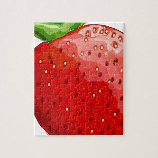 Puzzle Plaisir d'été de fraise