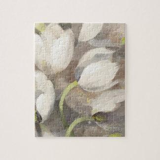 Puzzle Plaisir II de tulipe
